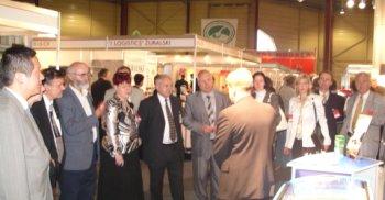 Члены DEC на выставке