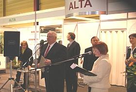 BALTTOUR  2005 встречи
